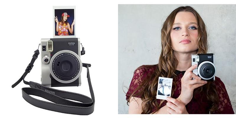 Fujifilm Instax Mini 90, un des cadeaux pour la Saint-Valentin