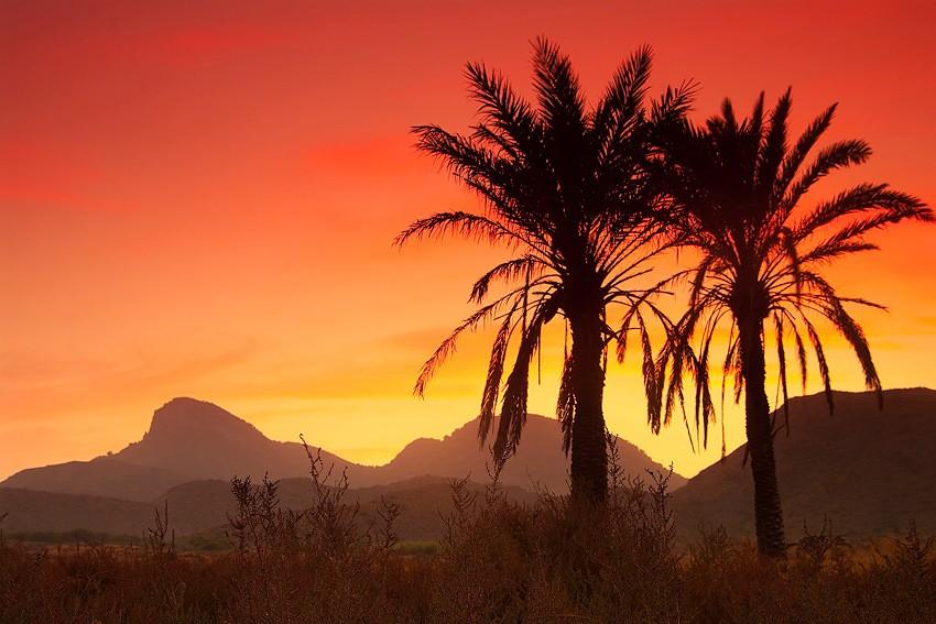 photos de levers et couchers de soleil