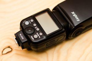 Aprende a usar el flash: controles