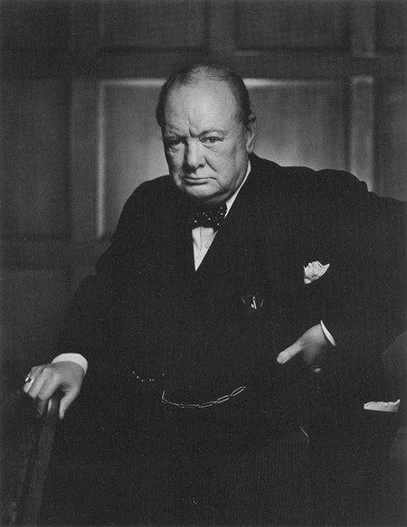 Portrait Winston Churchill - 10 astuces pour de beaux portraits
