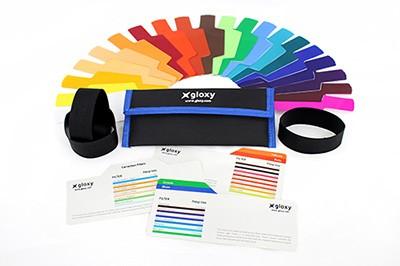 Gels couleur Gloxy GX-G20