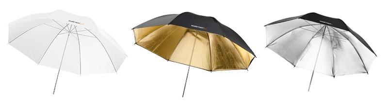 éclairage modificateurs de lumière, parapluie