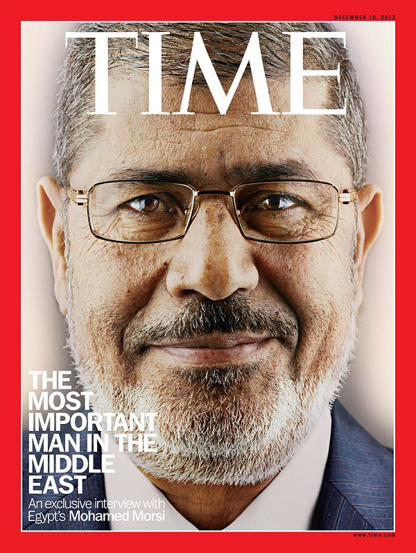 éclairage Time Magazine, Nadav Kander