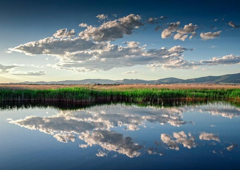 La symétrie - Placer l'horizon dans les photographies de paysage