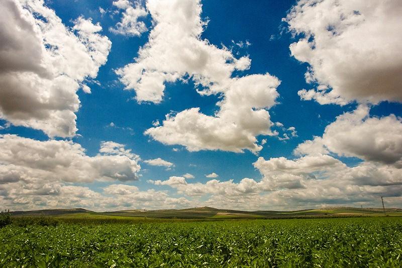 Jouer avec les extrêmes - Placer l'horizon dans les photographies de paysage