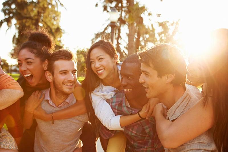 Prenez en photo vos amis quand ils s'y attendront le moins