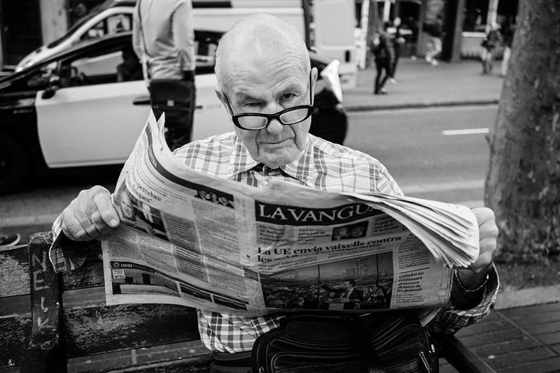 La photographie sociale dans qu'est-ce que la distance focale ?