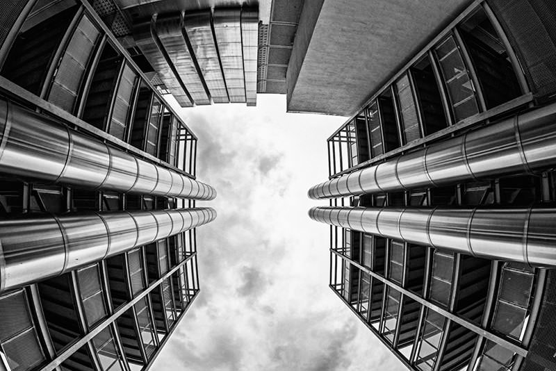 Des photographie d'architecture spectaculaires !