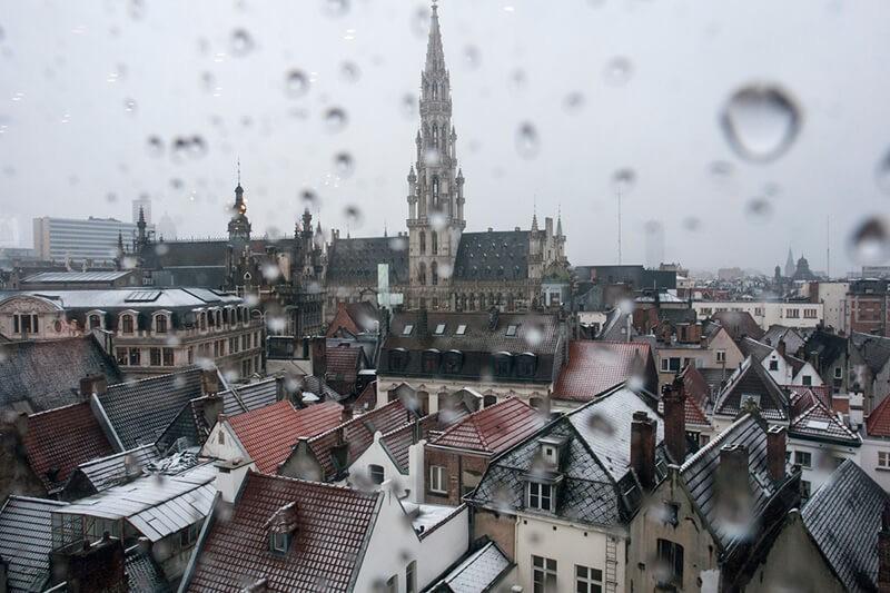 Prendre des photos de voyage sans qu'elles n'aient l'air de cartes postales : Bruxelles