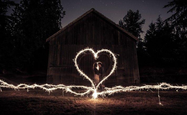 35 idées de photos romantiques pour une Saint-Valentin originale