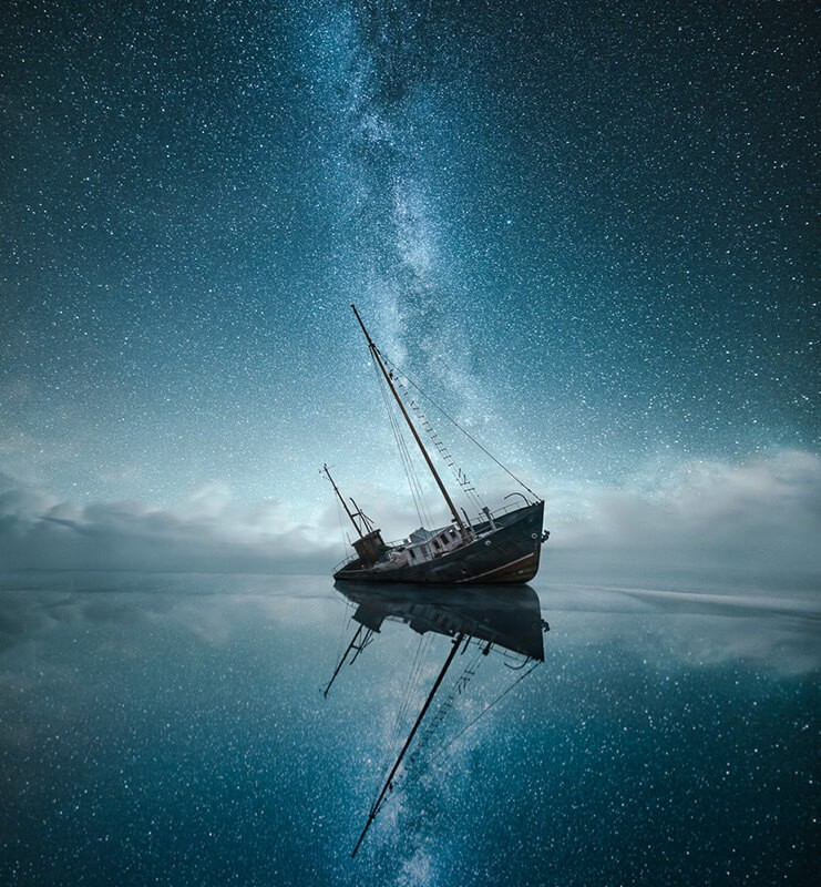 Lost world, de Mikko Lagerstedt