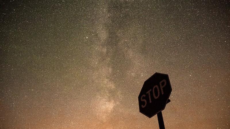 Never stop, de Ryan Hallock