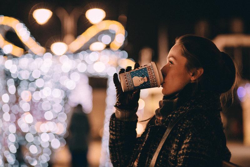 Photographier les illuminations de Noël