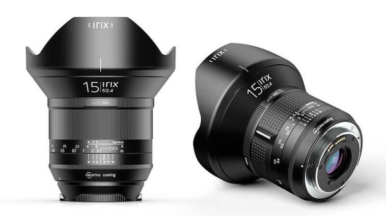 Irix 15mm f/2.4, le nouveau grand angle d'origine suisse