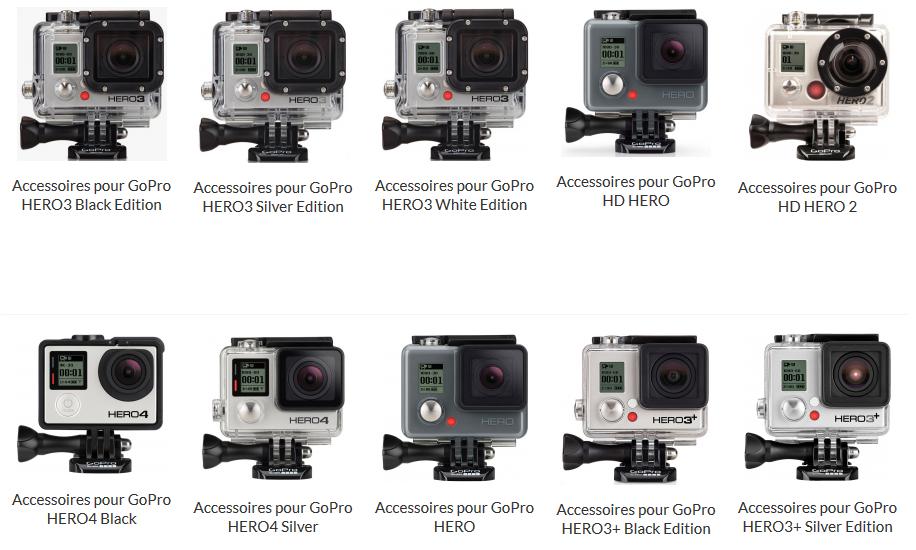 100% quality 100% top quality wholesale outlet Les 20 meilleurs produits pour GoPro et caméras sportives ...