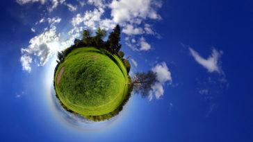 Comment obtenir des panoramiques circulaires et verticales