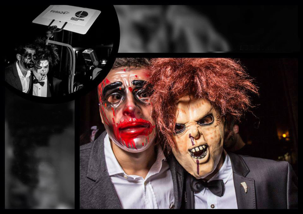 Des portraits nocturnes terrifiants : comment photographier Halloween