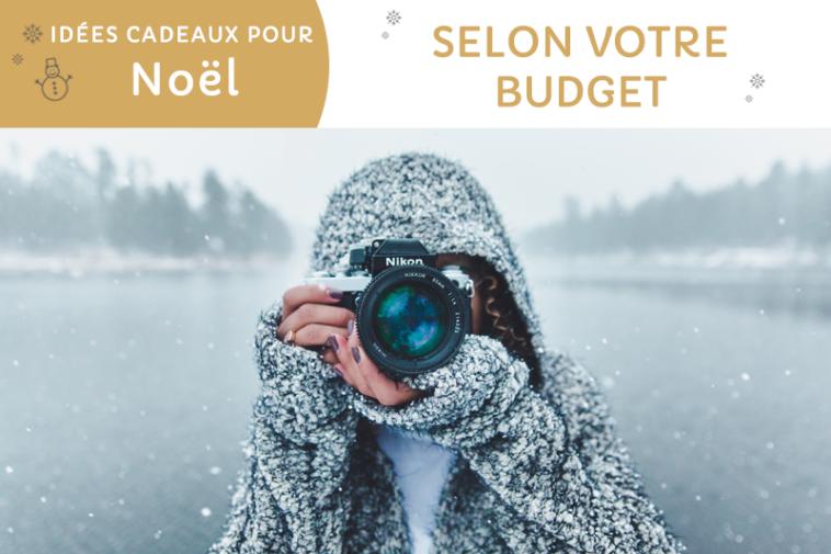 Idées cadeaux photo selon votre budget
