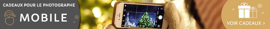Cadeaux pour le photographe mobile