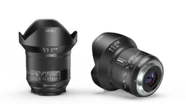 Irix lance officiellement son nouvel ultra grand angle 11 mm f/4.0