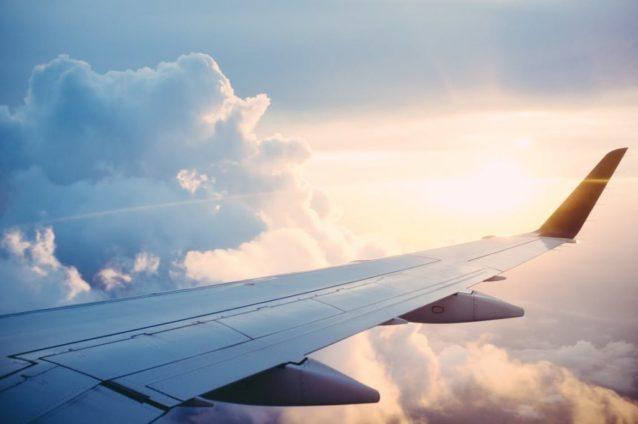 Comment prendre des photos à travers le hublot d'un avion