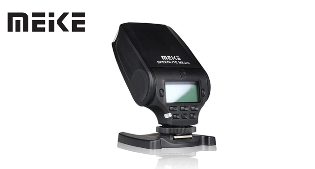 Review Flash Meike MK320 Speedlite