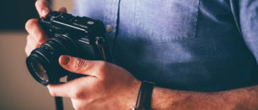 14 idées originales pour prendre des photos chez soi