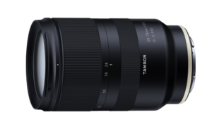 Nouveau Zoom Tamron 28-75mm f/2.8 Sony E