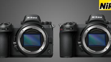 Nikon Z6 et Z7, les très attendus mirrorless Full Frame de Nikon