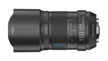 Irix 150 mm f/2.8 MACRO 1: 1