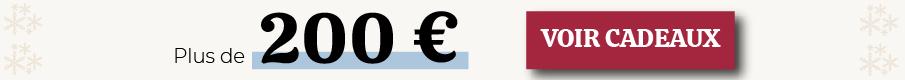 Idées cadeaux photo selon votre budget : plus de 200 euros