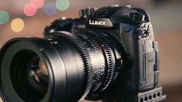 5 cadeaux pour le photographe Panasonic