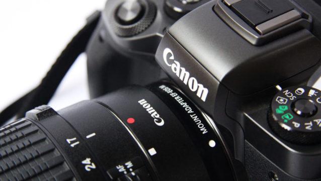 25 cadeaux pour le photographe Canon