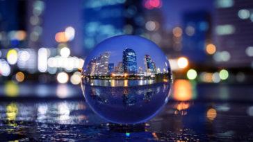 Comment prendre de belles photos avec la boule en verre PhotoBall