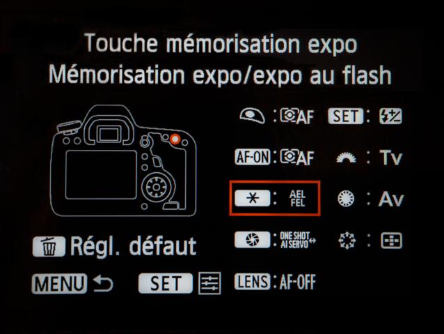 Améliorez vos photos avec le verrouillage de l'exposition du flash (FEL)