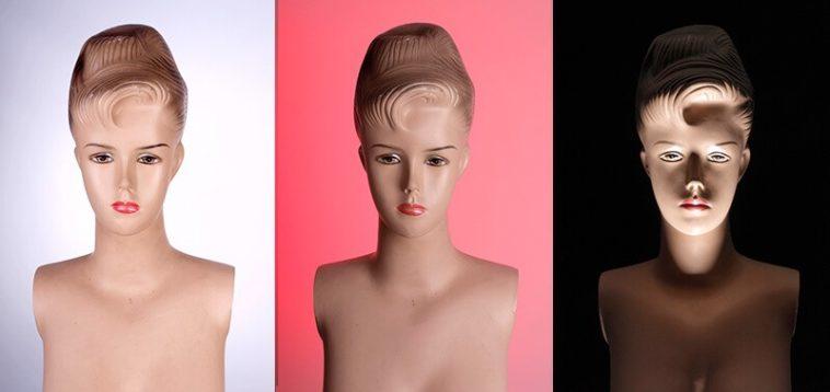 Un schéma d'éclairage avancé et 4 options pour les portraits
