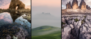 4 conseils pour la photographie de paysage au format vertical