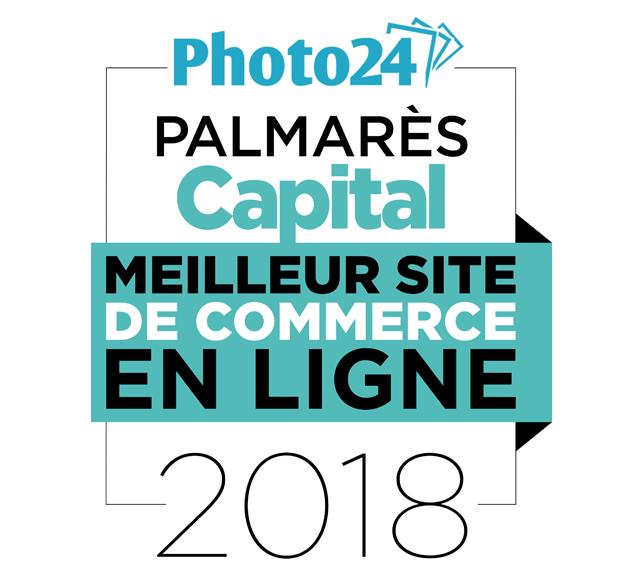 Photo24 sur le podium des meilleurs sites de commerce en ligne 2018