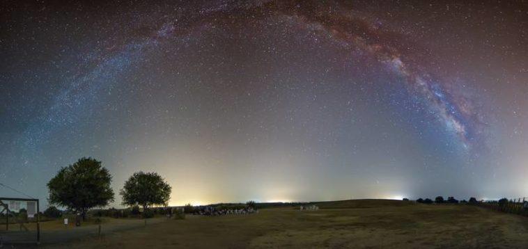 Photographier le ciel nocturne en été