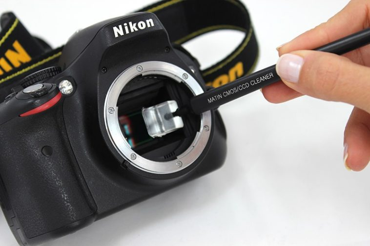 Comment nettoyer le capteur de votre appareil reflex en toute sécurité ?