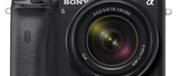 Sony A6600 : la marque complète son offre d'appareils photo mirrorless