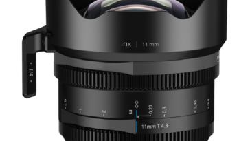 Irix Cine 11mm T4.3 : la révolution vidéo
