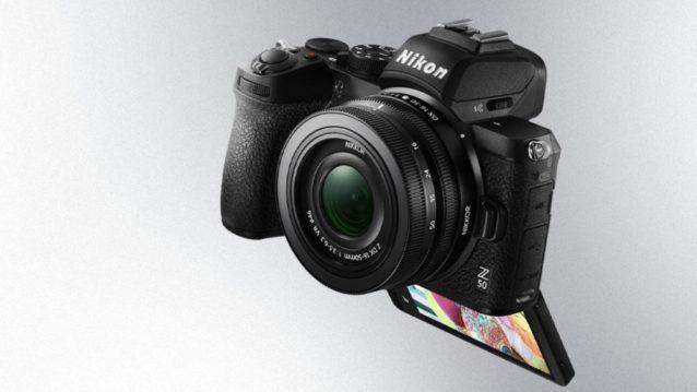 Nikon Z50, le nouveau mirrorless APS-C