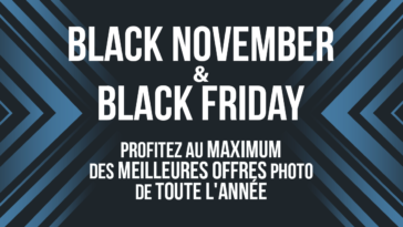 Profitez au maximum du Black Friday sur Photo24