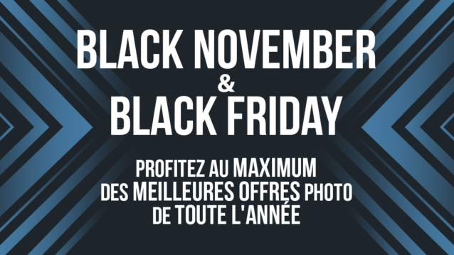 Profitez au maximum du Black Friday sur Photo24