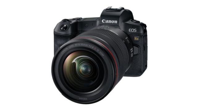 Canon EOS Ra : le mirrorless spécialisé en astrophotographie