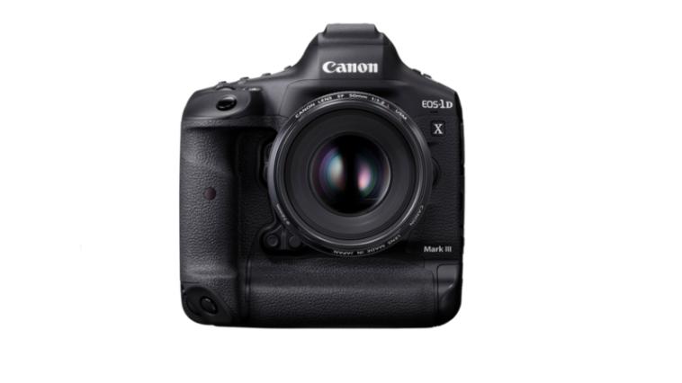 Canon 1D-X Mark III : le nouveau reflex ultra haut de gamme de Canon