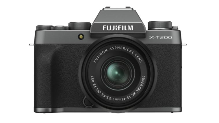 Fujifilm X-T200 : la ligne basique de la marque fait peau neuve