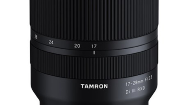 Tamron 17-28mm f/2.8 Di III RXD : un zoom compact pour Sony E