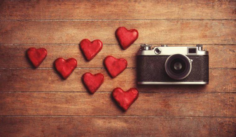 Dites je t'aime à votre photographe : cadeaux pour la Saint-Valentin